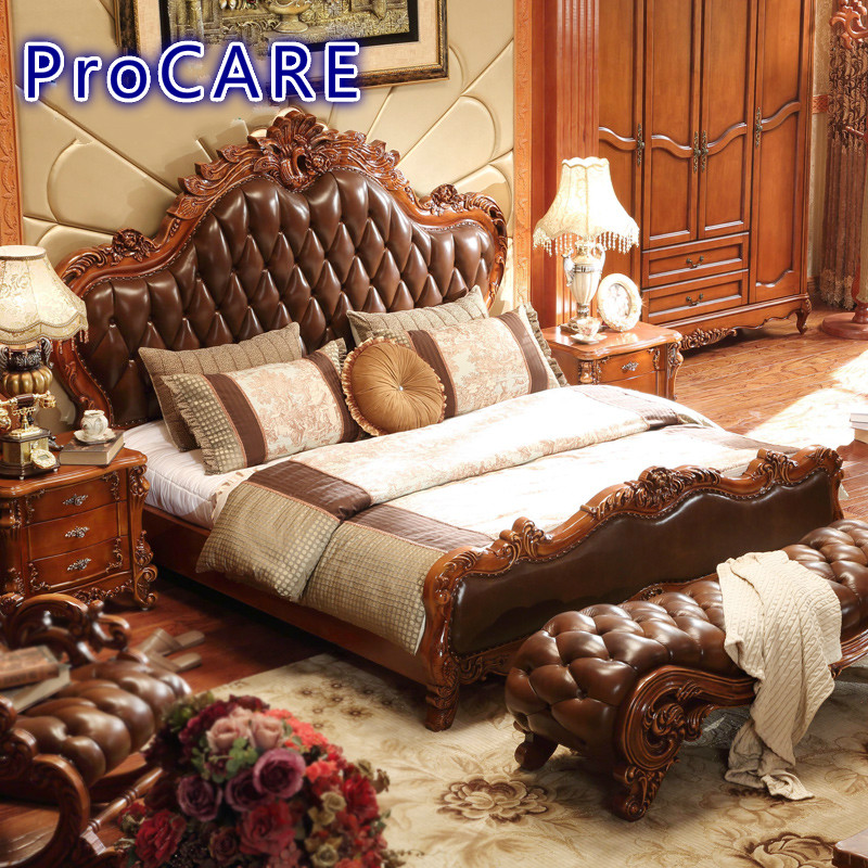 European Style Luxury Classic Design Solid Wood Double Bed. Popular Luxury Wooden Beds Buy Cheap Luxury Wooden Beds lots from