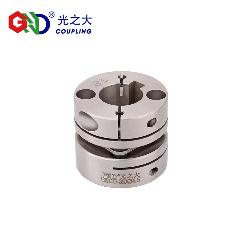 GSCG stainless steel single diaphragm clamping series shaft coupling D82mm to 126mm;  L68mm to 78mmGSCG stainless steel single diaphragm clamping series shaft coupling D82mm to 126mm;  L68mm to 78mm
