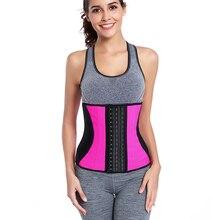 Modeling strap Women body shaper slimming waist trainer Girdle belly Tummy belt corsets Control