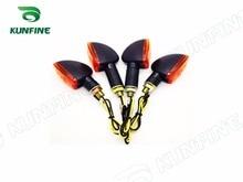 E-отмечены мотоцикл Индикаторы янтаря галоген указатели поворота Мотоцикл Flasher лампа-мигалка Индикатор Flasher Универсальный