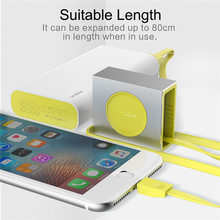 Retractable Pocket Cable For iPhone