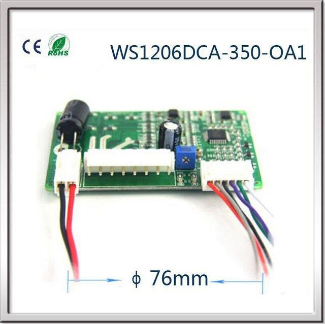 Buy brushless dc fan motor driver board for 12v servo motor controller