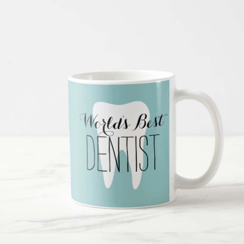 The Worlds Mejor ortodoncista Taza