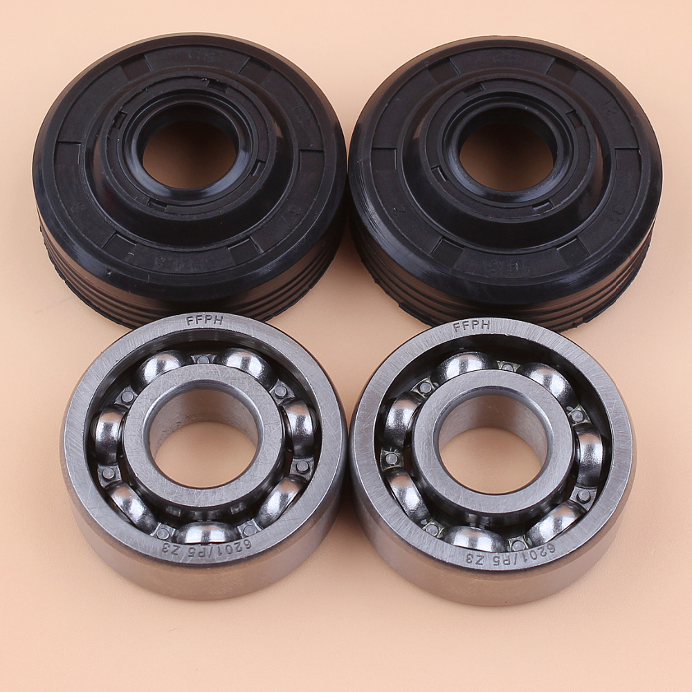 Crankshaft Bearing Oil Seal For Partner 350 351 370 371 390 420 Husqvarna 136 137 141 142 Gas Chainsaw Spares