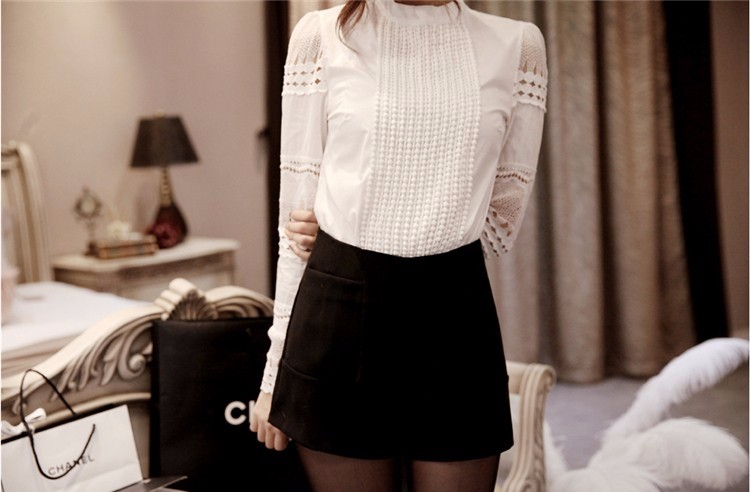 HTB10qDhOFXXXXbVXVXXq6xXFXXXK - Summer plus size casual Cotton ladies white lace