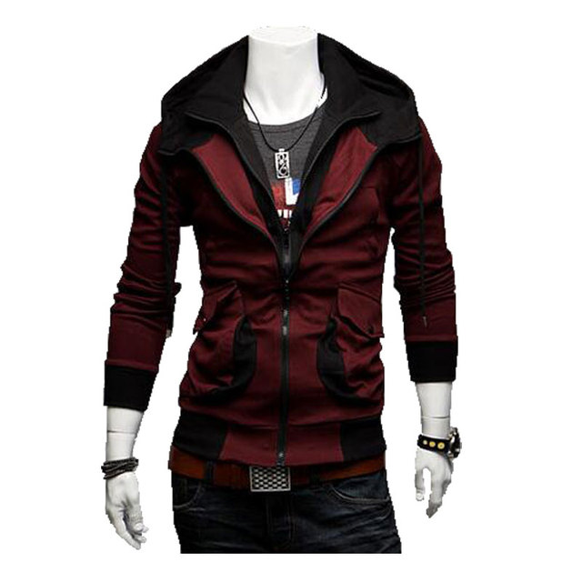 Autumn Mens Sweatshirts Hoodie Fashion Winter Unique Brand Male