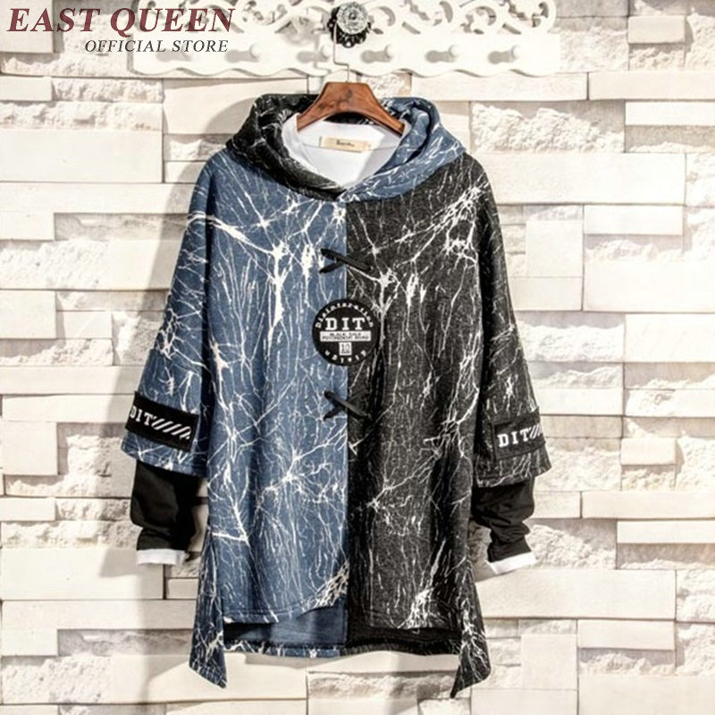 Fashion brand harajuku hoodie oversized hoodie casual loose men hoodies sweatshirts long sleeve outwear hoody KK1693 HQ