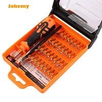 JAKEMY JM-8101 multitool Schraubendreher set torx corss star Y schraubendreher bits Elektrisches handy reparatur-werkzeug für iphone telefone