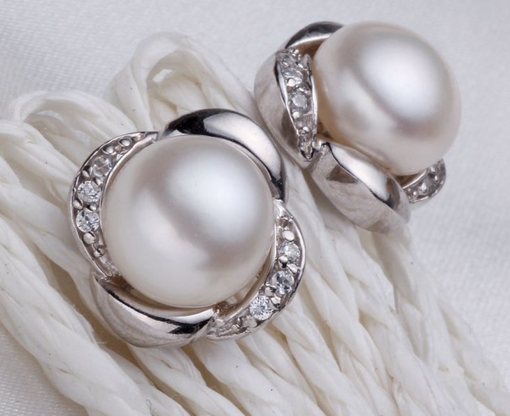 Cost Of Real Pearl Earrings The Best Quality 75 Off