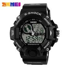 G Skmei S-SHOCK Marca de Lujo de Estilo Reloj Digital Deportes Reloj de Cuarzo resistente al agua reloj de Los Hombres reloj de Pulsera Relogio masculino