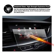 RUIYA экран протектор для Opel Insignia 2/Vauxhall Insignia 2 автомобильный навигационный экран, закаленное стекло 9h экран защитная пленка