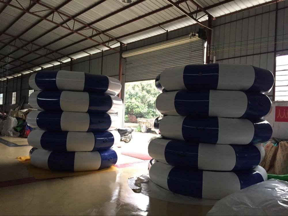 Gumenjak odbijač vanjski 2.5m prilagođene gumenjak trampolin PVC - Zabava na otvorenom i sportovi - Foto 2
