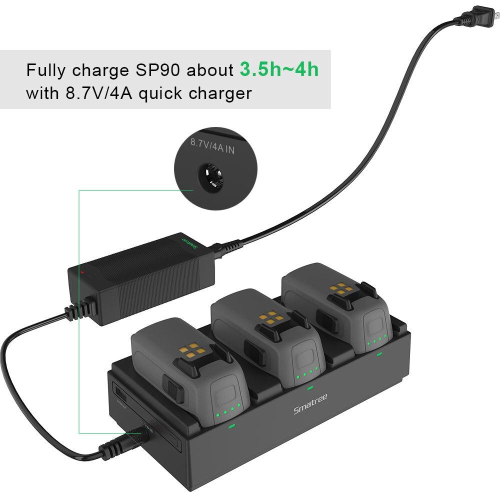 Hub на 4 батарейки спарк по себестоимости защита подвеса синяя фантом видео обзор