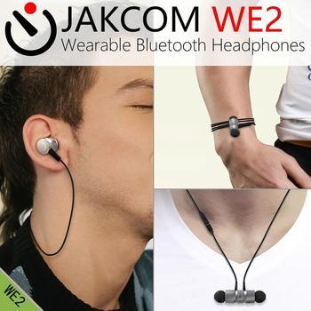 JAKCOM WE2 Smart Wearable Earphone Hot sale in Earphones Headphones as oneplus bullets wireless computador gamer mp3