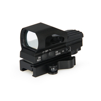 PPT Mini Red Dot Red Green Color Reflex Sight For Hunting Shooting PP2 0093