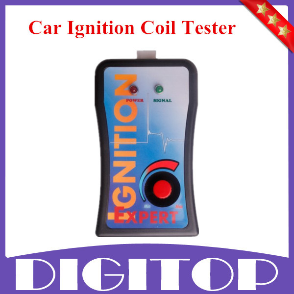 High Quality Car Automotive Ignition Coil Tester Connector Kit Fast Shipping