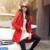 Mujeres de la manera Abajo Abrigo de Otoño Invierno 2016 Nueva Chaqueta Con Capucha Larga de Las Señoras Delgado Zipper Abrigos Edredón Blanco Chaquetas Femeninas Y165