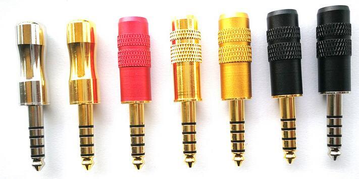 BL серии 4.4 мм Наушники Адаптер для Sony pha-2a ta-zh1es nw-wm1z nw-wm1a AMP плеер 50 шт