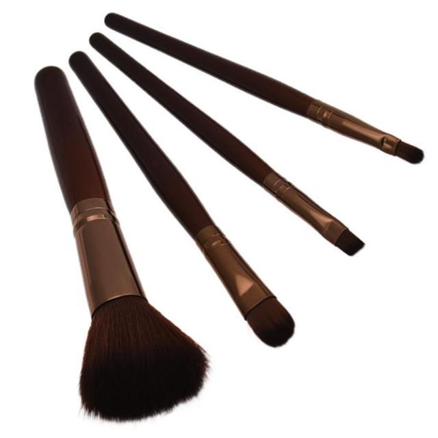 Низкая цена Косметические Кисти Для Макияжа комплект де pinceis де maquiagen Используется для бровей, ресницы, глаза и щеки макияж Энн