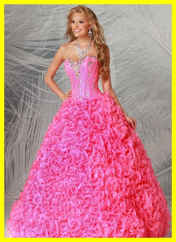 Único Deb Tiendas De Vestidos De Baile Modelo - Ideas de Estilos de ...