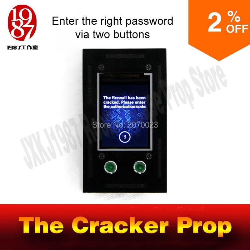 Takagism игры Опора реальной жизни Escape машинки cracker код Опора введите правильный пароль для разблокировки и запустить камеру головоломки Номер