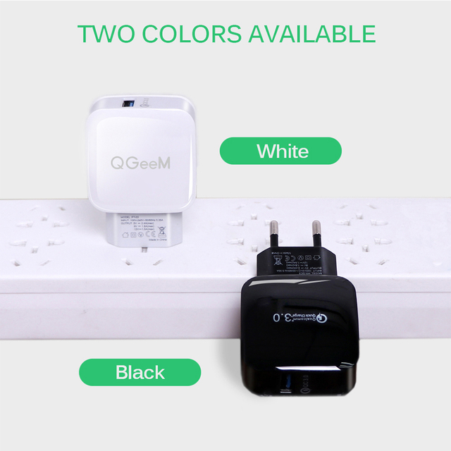 QC 3.0 USB Charge