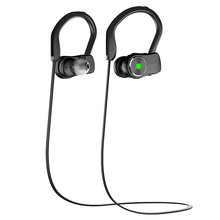 X1 Sport Wireless Bluetooth earphone earbuds for mobile phones Voice reminder Headset with microphone bass