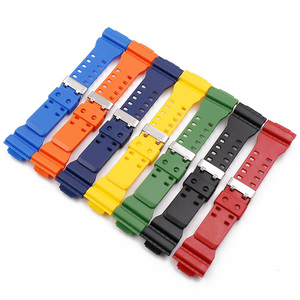 Watch Accessories Rubber Strap