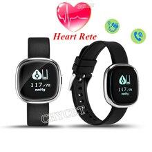 Smart Band P2 Приборы для измерения артериального давления сердечного ритма Мониторы умный Браслет Шагомер сна Фитнес трекер smartband для iOS и Android