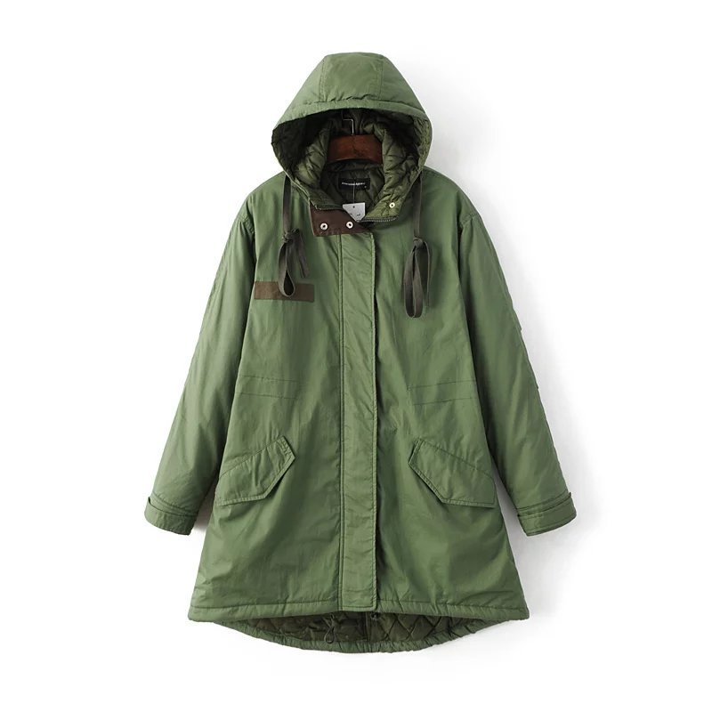 Popular Green Coat Women-Buy Cheap Green Coat Women lots from ...