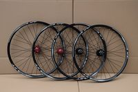 Бесплатная доставка luţu XT колесная MTB горный велосипед 26 27.5 29er 32 h дисковый тормоз 11 Скорость без углерода колеса велосипеда супер хорошо!