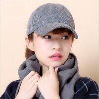 Mode femmes de casquette de baseball chapeau Printemps automne-hiver femmes et dames Casual sport snapback chapeaux cap