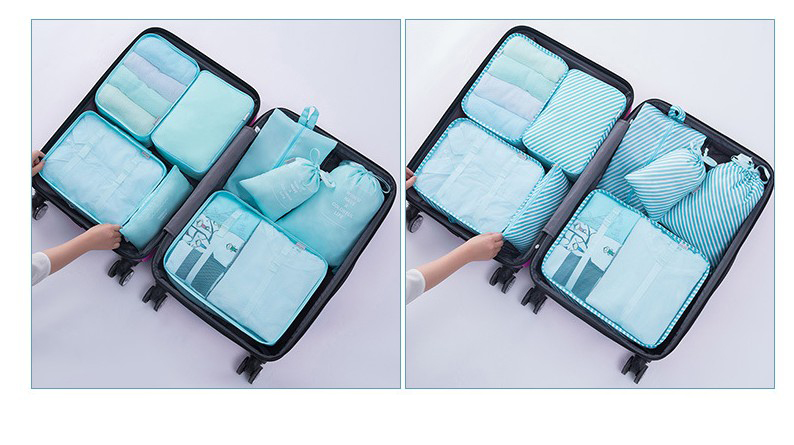 travel bag set 16