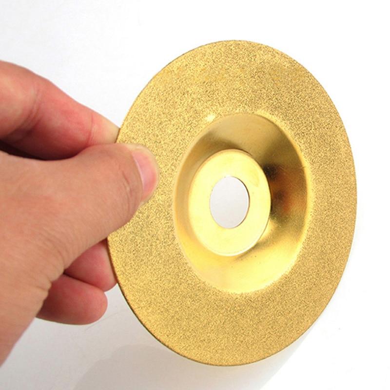 1 piezas disco de diamante de 100 mm herramientas de diamante dremel - Herramientas abrasivas - foto 4