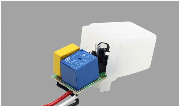 100x Sensor Switch Automatic Auto On Off 110V 220V Photocell Street Light Switch DC AC 12V 50-60Hz 10A Photo Control Photoswitch