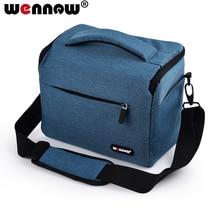 Wennew Photo Cover DSLR Camera Bag SLR Case for Nikon D7500 D750 D7200 D7100 D3400 D3300 D3200 D3100 D3000 P100 L840 L830