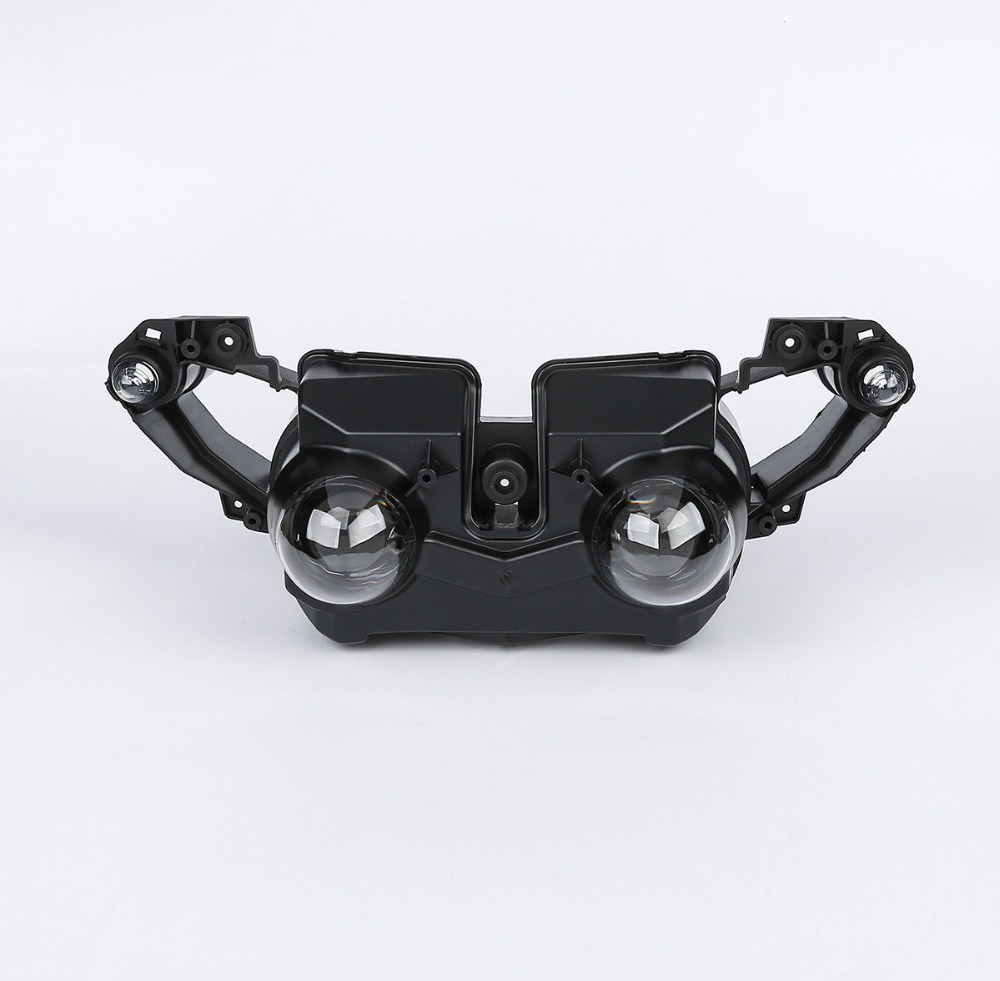 Motorcycle Front Headlight Head Light Lamp Assembly For Yamaha YZF-R1 YZF R1 2009 2010 2011