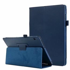 Folding PU Leather Case For Hu