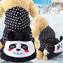 Warm Pet Dog Clothes Hoodie Small Sweaters Coats Cotton Puppy Clothing Outfit for Chihuahua