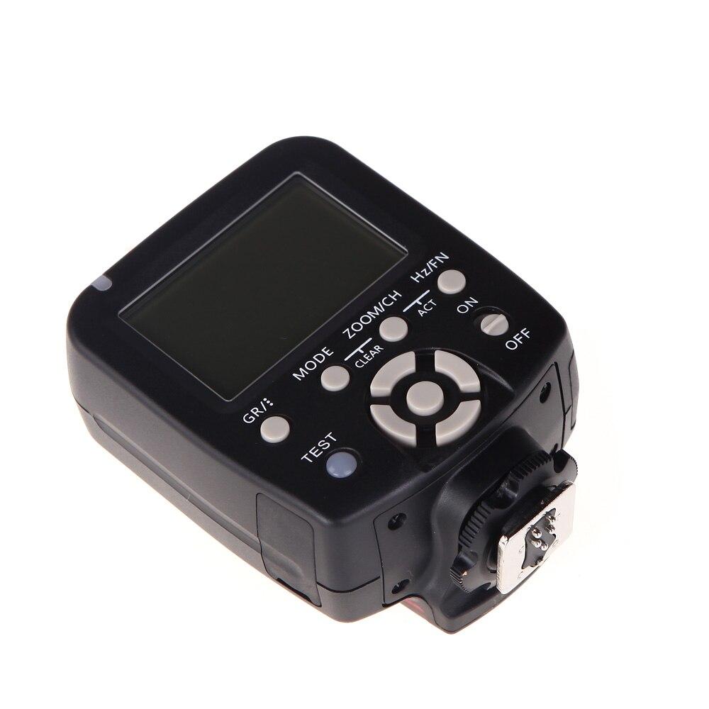 Yongnuo YN560-TX C անլար Flash վերահսկիչ և ձգան - Տեսախցիկ և լուսանկար - Լուսանկար 5