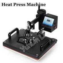 30 38cm T shirt Swing Away Heat Press Machine Shaking Head Heat Transfer Sublimation Printing Machine