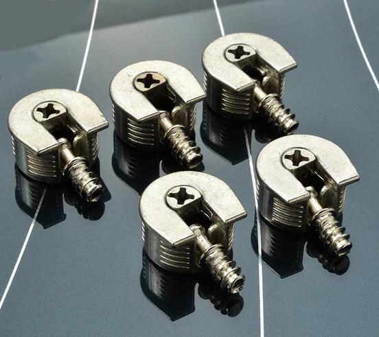 10pcs furniture screws fiting cap nuts connecting bolts cabinet rh aliexpress com Cabinet Connecting Screws False Front Connectors for Cabinets
