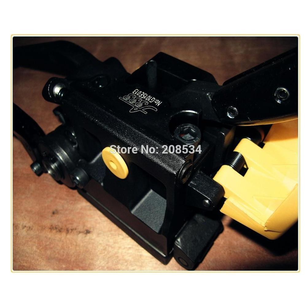 Müük Terasest rihmimisriist A333 Käsitsi rihmimisriist 1/2 tolli - Tööriistakomplektid - Foto 6
