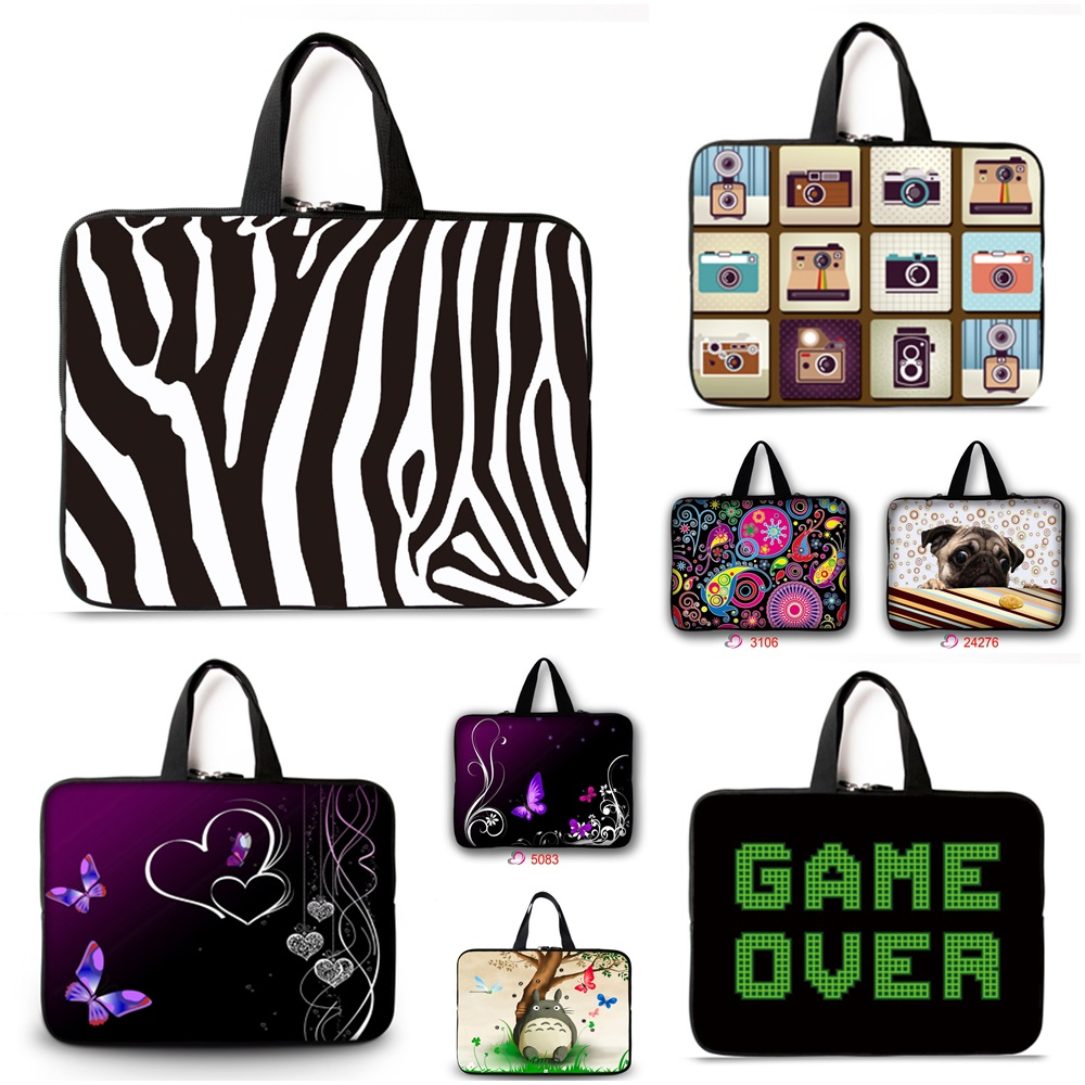 New 10 12 13 15 laptop bag notebook case 15.6 tablet sleeve case for macbook pro/air /surface pro 3/sony vaio/ laptop/hp