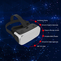All In One Android 5 1 FHD 1080P Display VR Immersive 3D VR Glasses Virtual Reality
