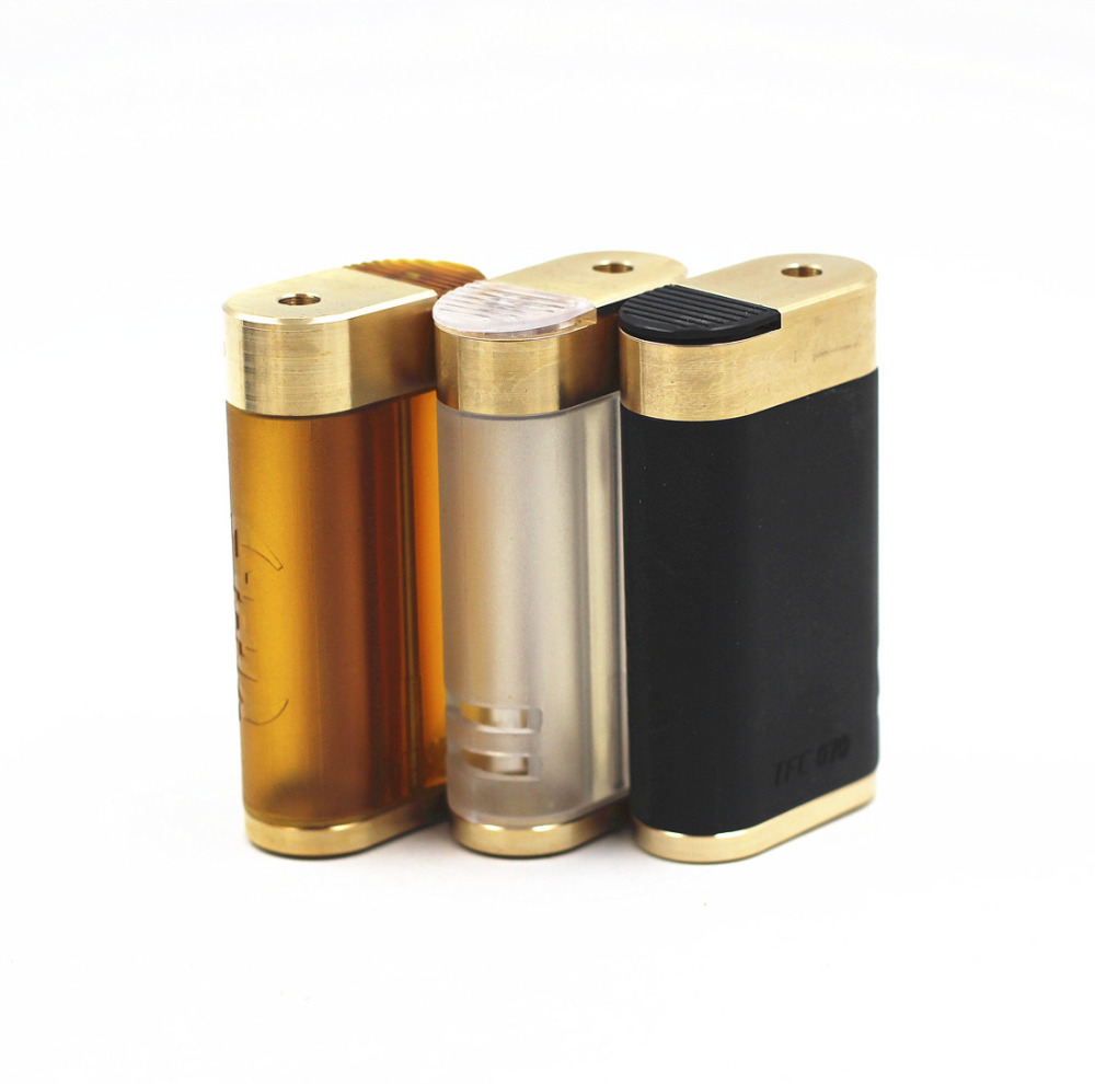 22296c181b08 Viper Unregulated Mechanical Mech Box Mod 18650 Battery Body