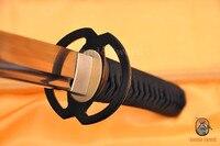Handmade Classic Musashi Japanese Samurai Katana Swords Carbon Steel Sharp Blade