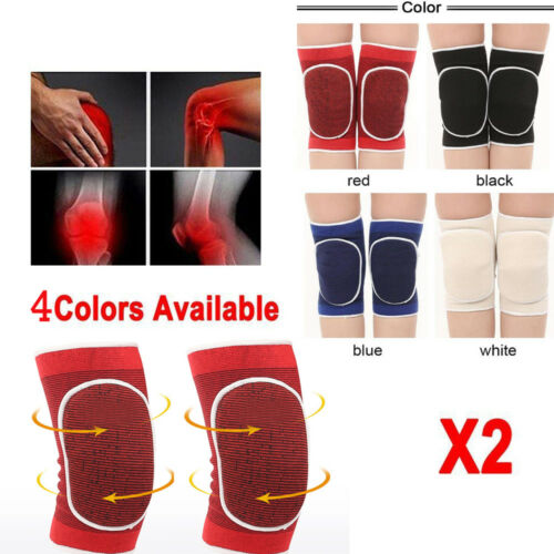 2019 Sponge Brace Knee Support Knee Pad Protector Sports Running Dancing Basketball