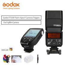 Godox Speedlite Flash TTL tt350F/S/C/N + Xpro-S/N/F/Câmeras C Gatilhos Transmissor 1/8000 S HSS Para Canon Nikon Sony Fujifilm
