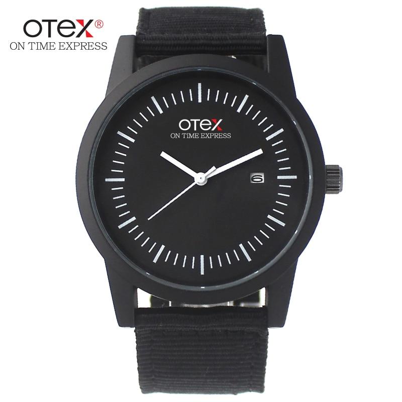 Hot Brand Men Women Quartz Watch Strap Watch Leisure Calendar Date Men Quartz Watch Reloj Hombre  Men Clock Chronograph Army Dw